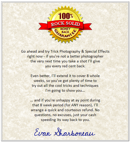 Trick photography special effects torrent